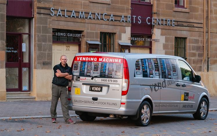 From Salamanca to Smithton - Tasvend